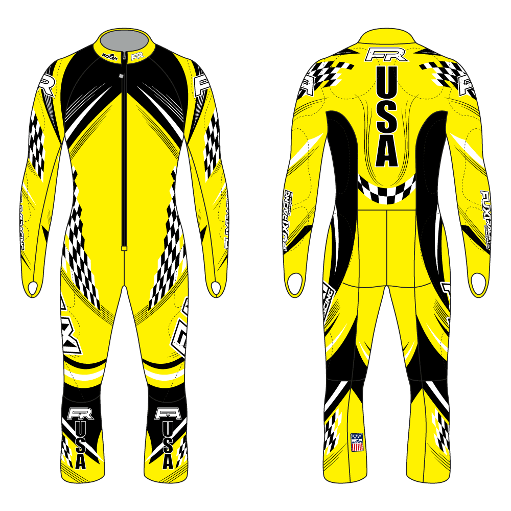 Fuxi Alpine Race Suit - Hausberg Design2