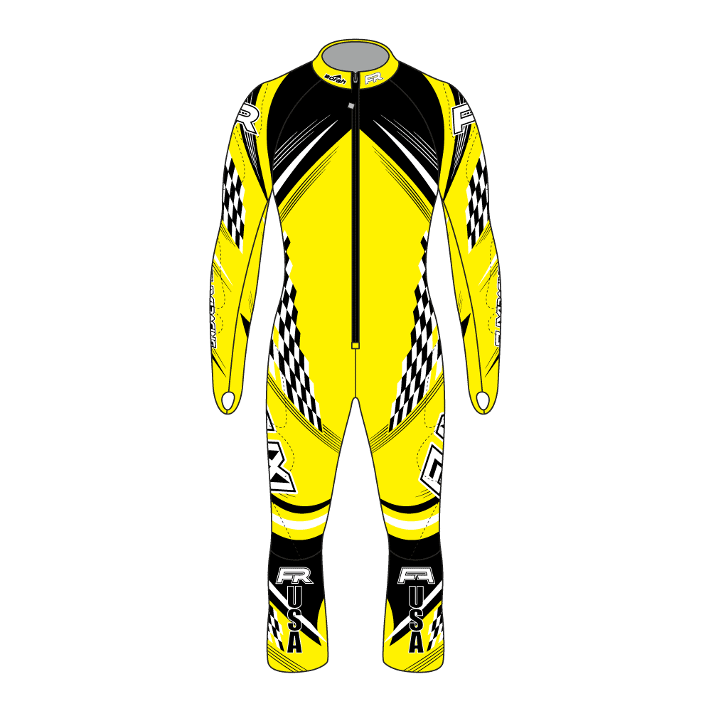 Fuxi Alpine Race Suit - Hausberg Design
