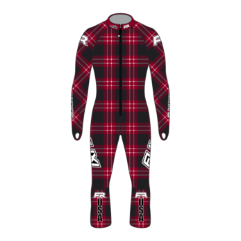 Fuxi Racing Alpine Race Suit – Lumberjack Design