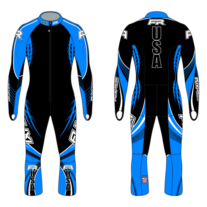 Fuxi Alpine Race Suit - Mausefalle Design2
