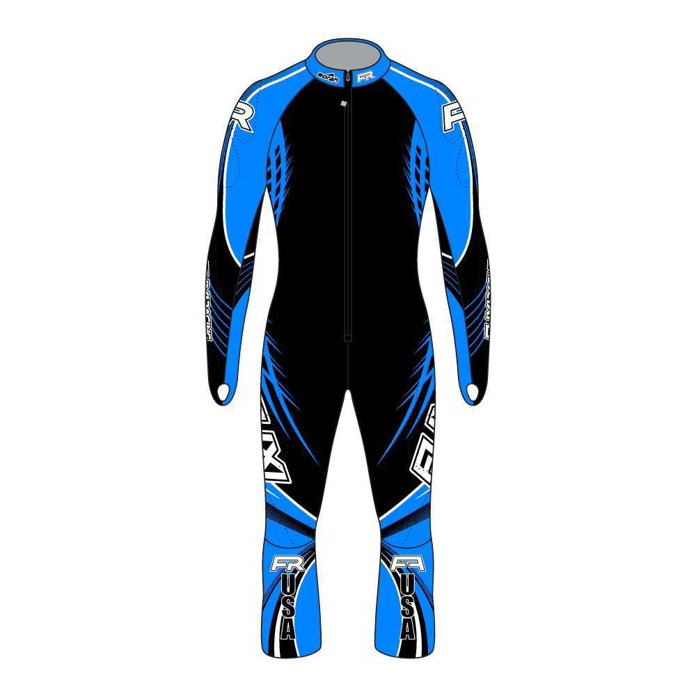 Fuxi Alpine Race Suit - Mausefalle Design