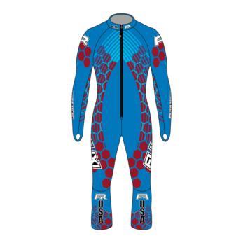 Fuxi Racing Alpine Race Suit – Mt. Hood Design