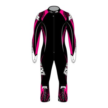 Fuxi Racing Alpine Race Suit – Lauberhorn Design