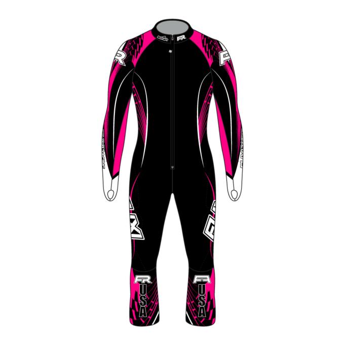 Fuxi Alpine Race Suit - Phenom Design