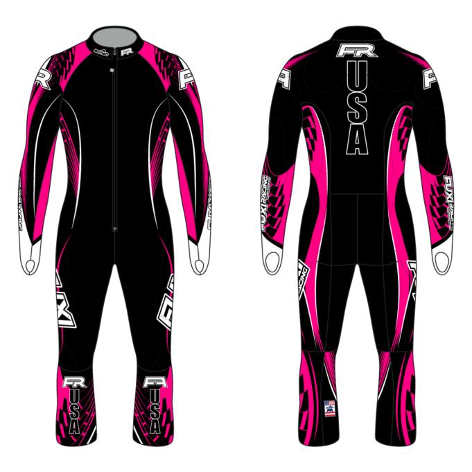 Fuxi Alpine Race Suit - Phenom Design2