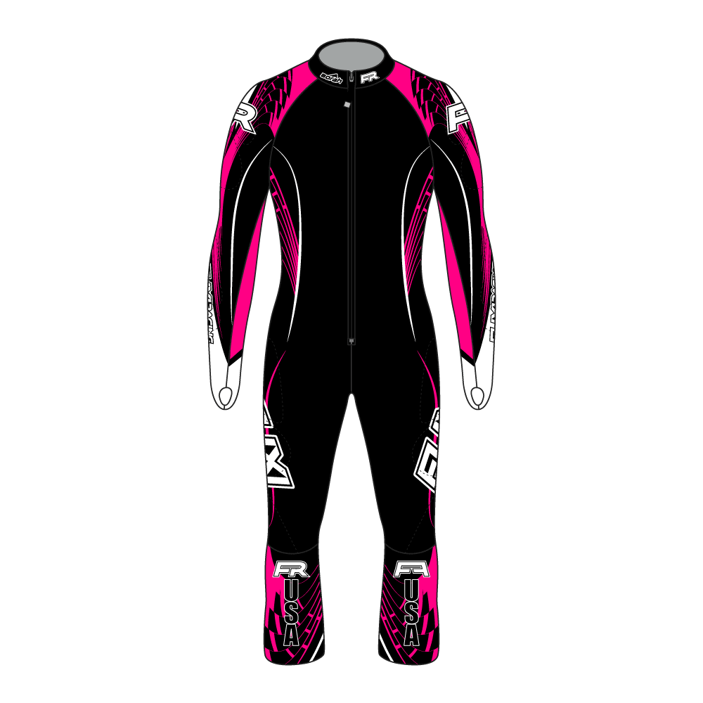 Fuxi Alpine Race Suit - Phenom Design