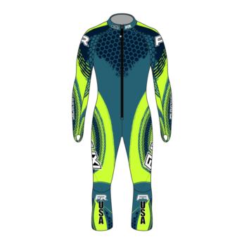 Fuxi Racing Alpine Race Suit – Pokal Design