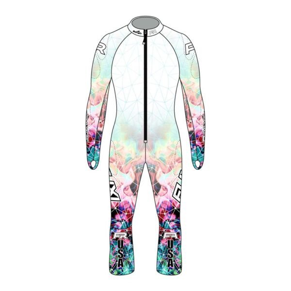 Fuxi Alpine Race Suit - Poly Design