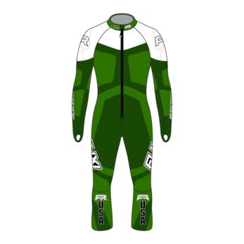 Fuxi Racing Alpine Race Suit – Saalbach Design