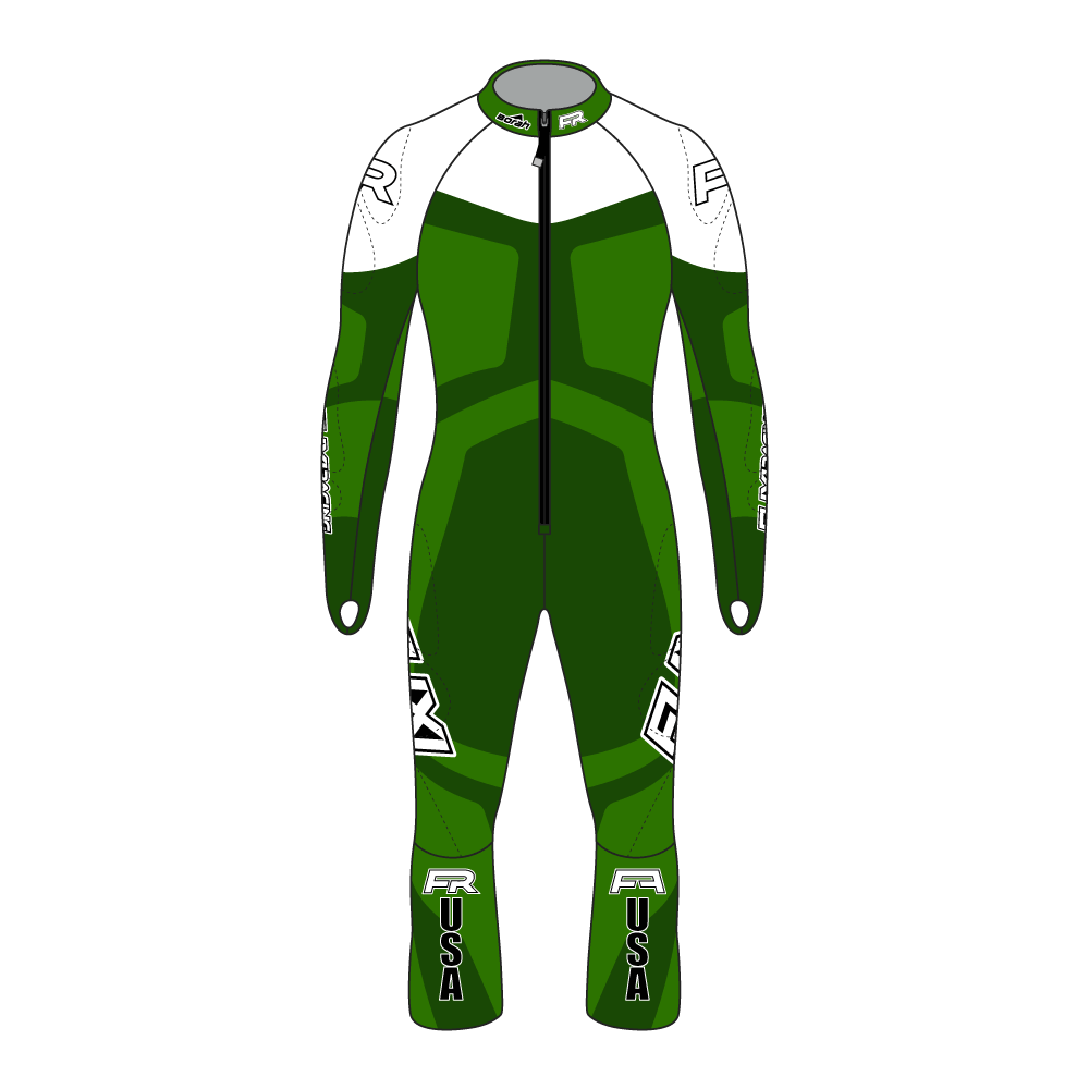 Fuxi Alpine Race Suit - Saalbach Design