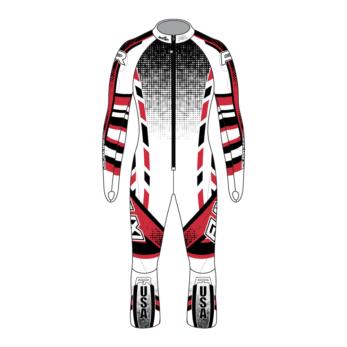 Fuxi Racing Alpine Race Suit – Schneise Design