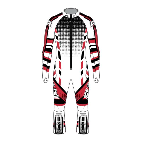 Fuxi Alpine Race Suit - Schneise Design