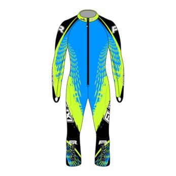 Fuxi Racing Alpine Race Suit – Sieger Design