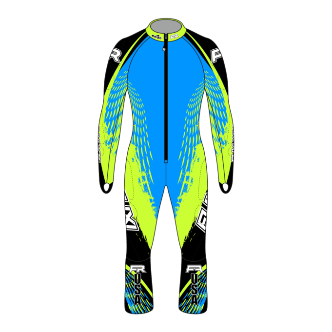 Fuxi Alpine Race Suit - Sieger Design
