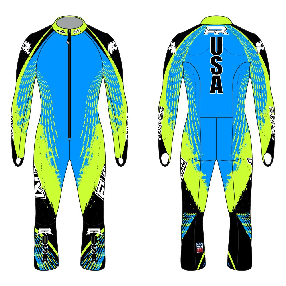 Fuxi Alpine Race Suit - Sieger Design2