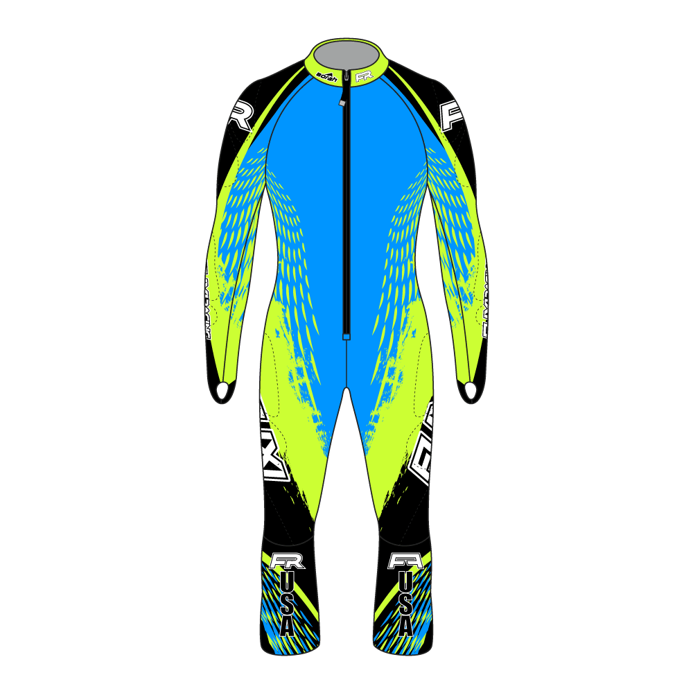Fuxi Alpine Race Suit - Sieger Design