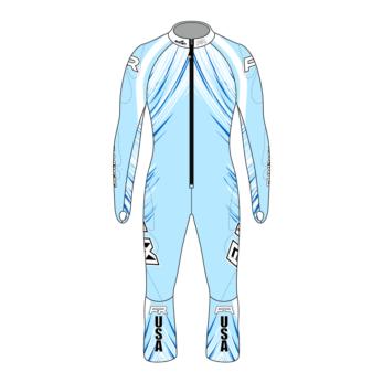 Fuxi Racing Alpine Race Suit – Big Sky Design