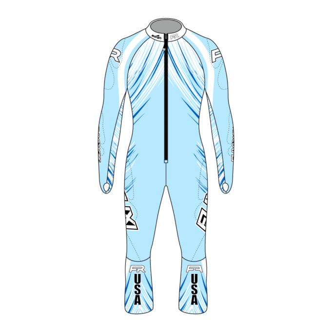Fuxi Alpine Race Suit - Sparks Design