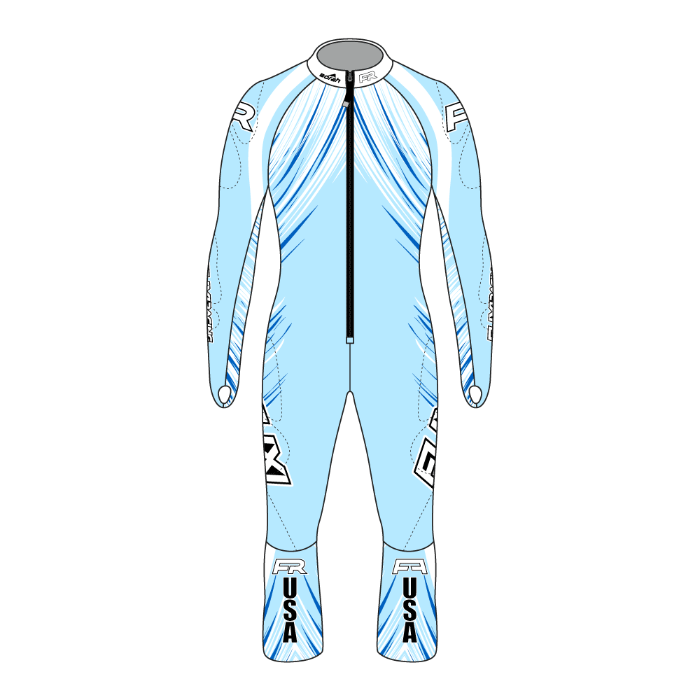 Fuxi Alpine Race Suit - Sparks Design
