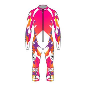 Fuxi Racing Alpine Race Suit – Splash Design