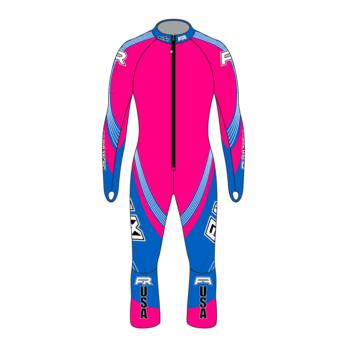 Fuxi Racing Alpine Race Suit – Starthaus Design