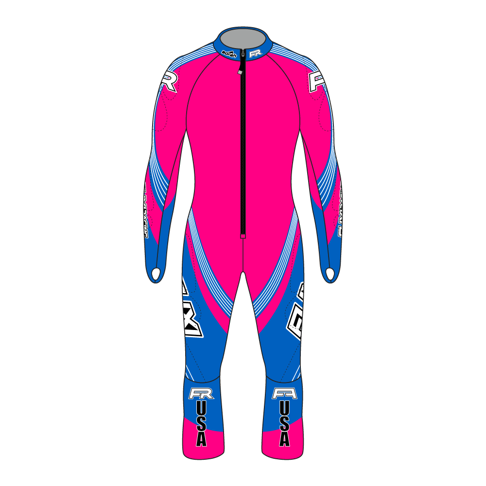 Fuxi Alpine Race Suit - Starthaus Design