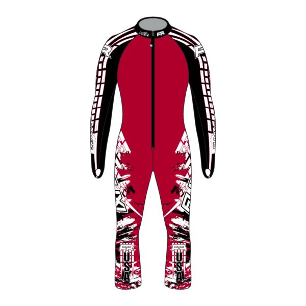 Fuxi Alpine Race Suit - Steilhang Design