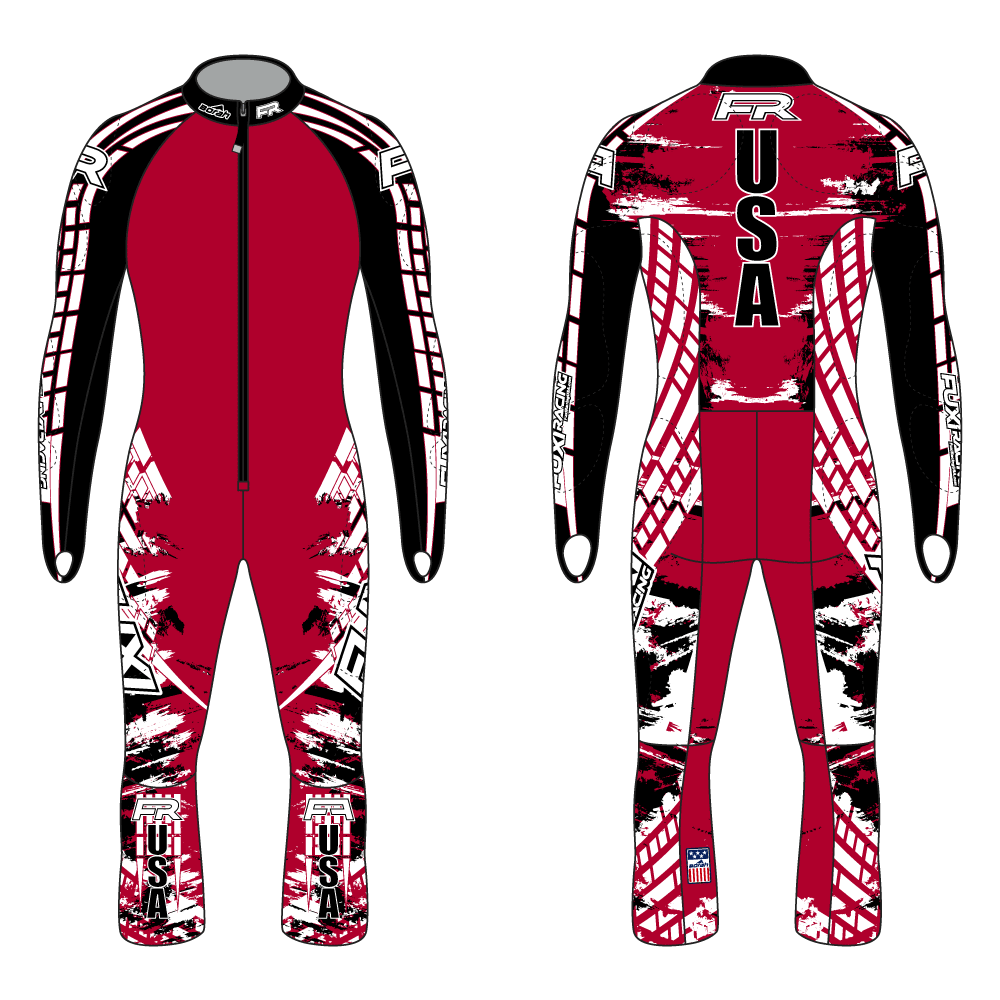 Fuxi Alpine Race Suit - Steilhang Design2