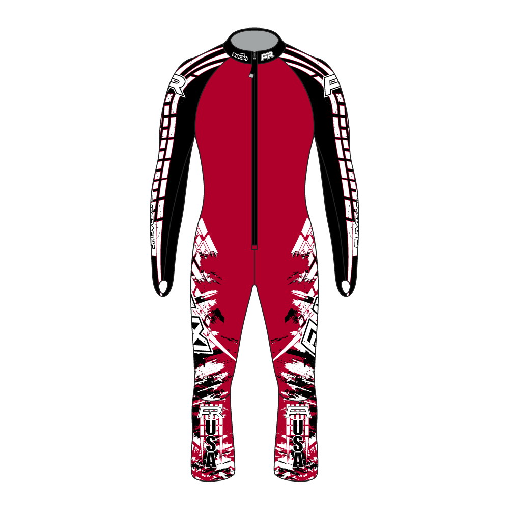 Fuxi Alpine Race Suit - Steilhang Design