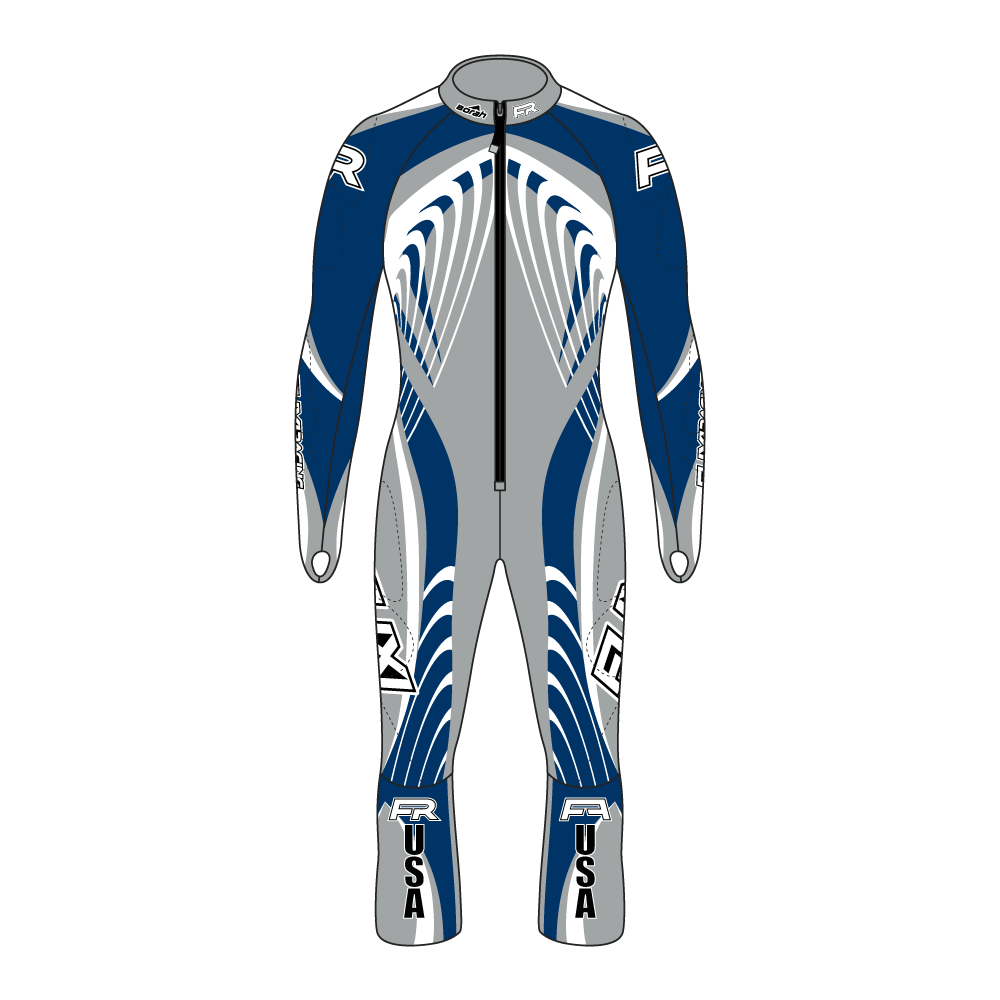 Fuxi Alpine Race Suit - Weltmeister Design