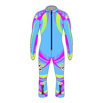 Fuxi Racing Alpine Race Suit – Zielschuss Design