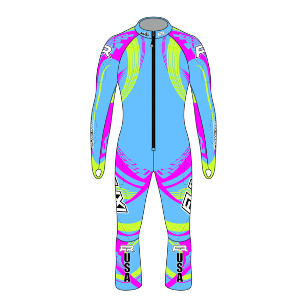 Fuxi Alpine Race Suit - Zielschuss Design