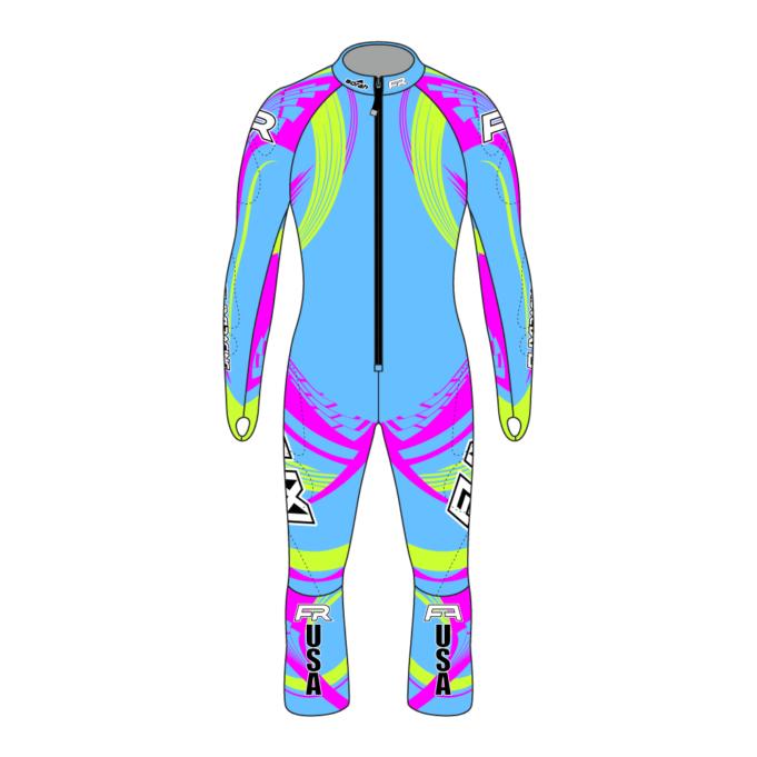 Fuxi Alpine Race Suit - Zielschuss Design