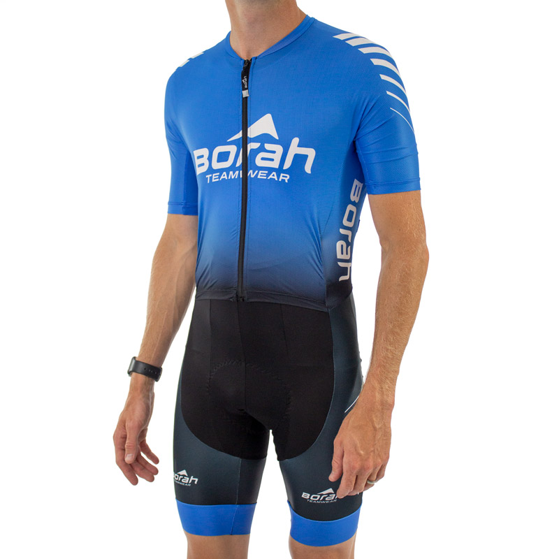 OTW Turbo Cycling Suit Feature