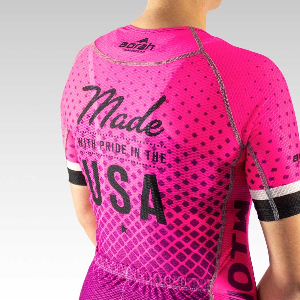 Women's OTW Helium + Cycling Jersey Gallery4