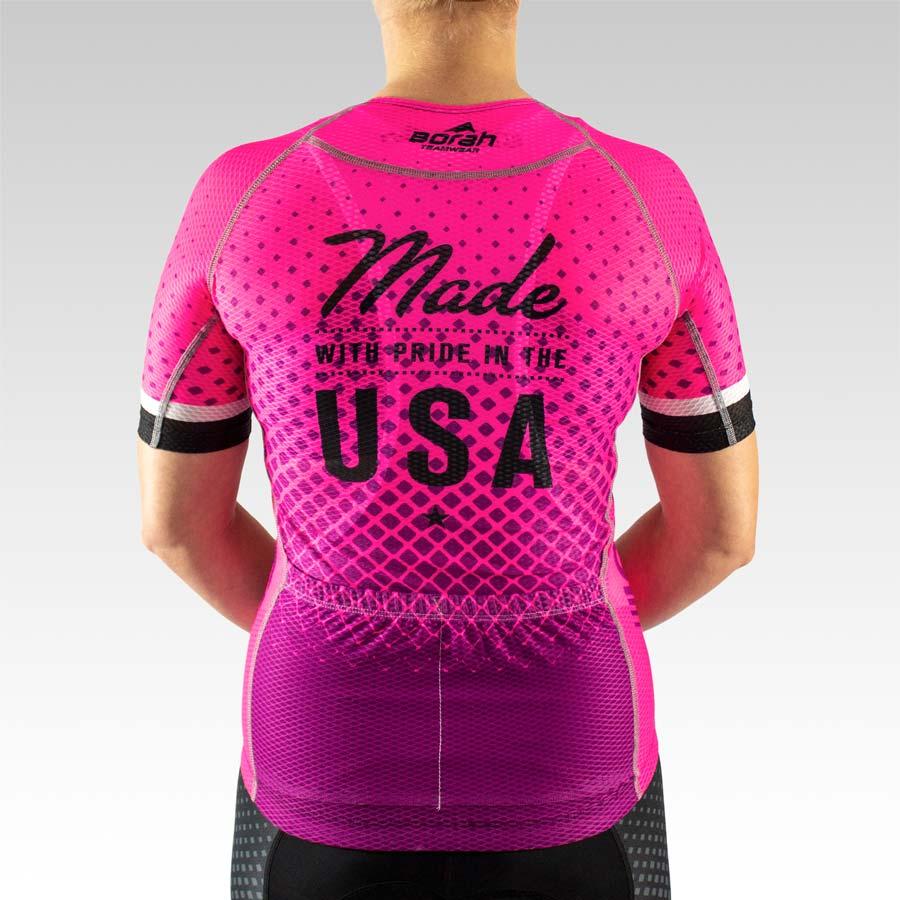 Women's OTW Helium + Cycling Jersey Gallery2