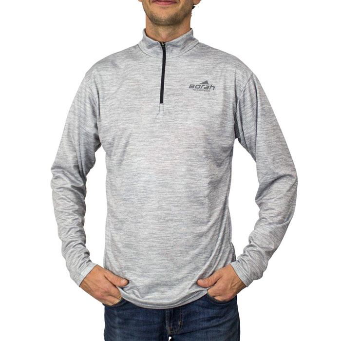 Quarter Zip Feature