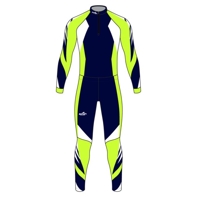 Pro XC Suit - Blaze Design