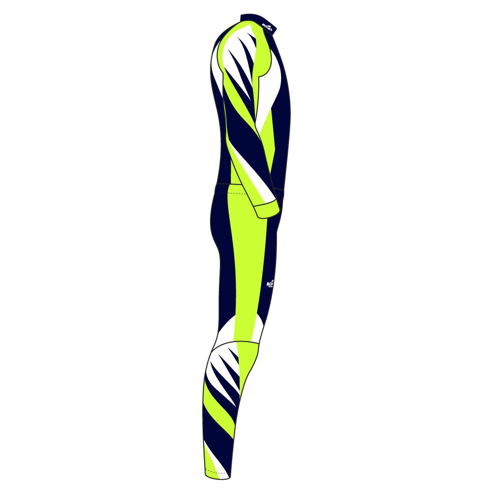 Pro XC Suit - Blaze Design Side View