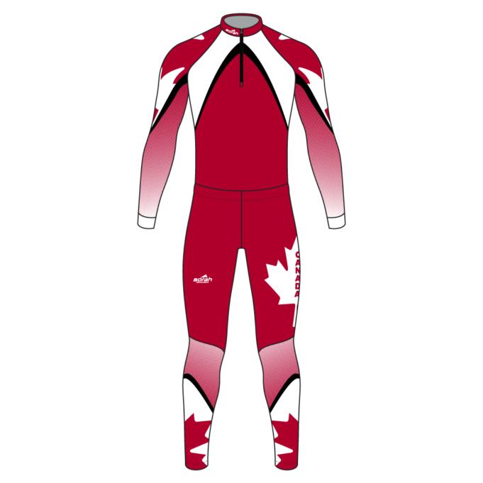Pro XC Suit - Canada Design