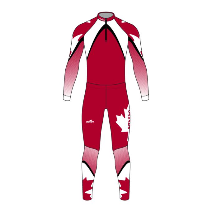 Pro XC Suit - Canada Design Front