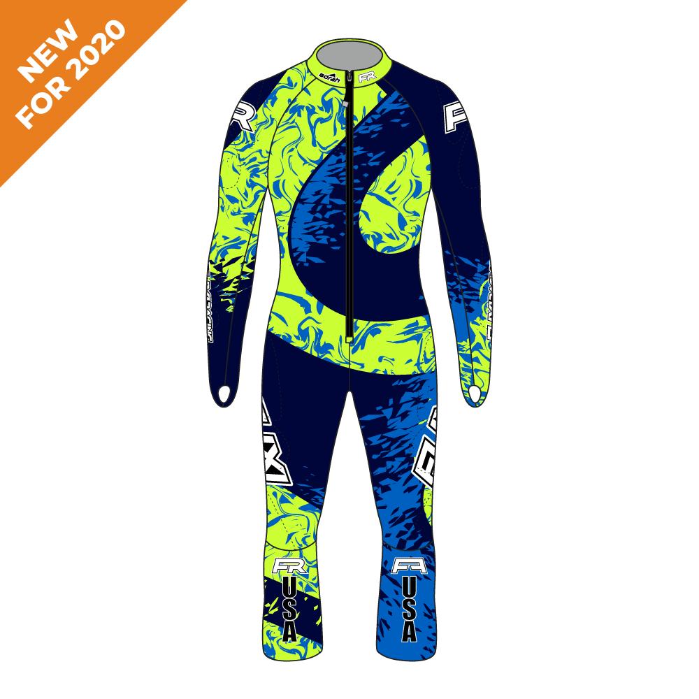 Fuxi Alpine Race Suit - Champion Design New for 2020