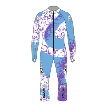 Fuxi Racing Alpine Race Suit – Champion Design