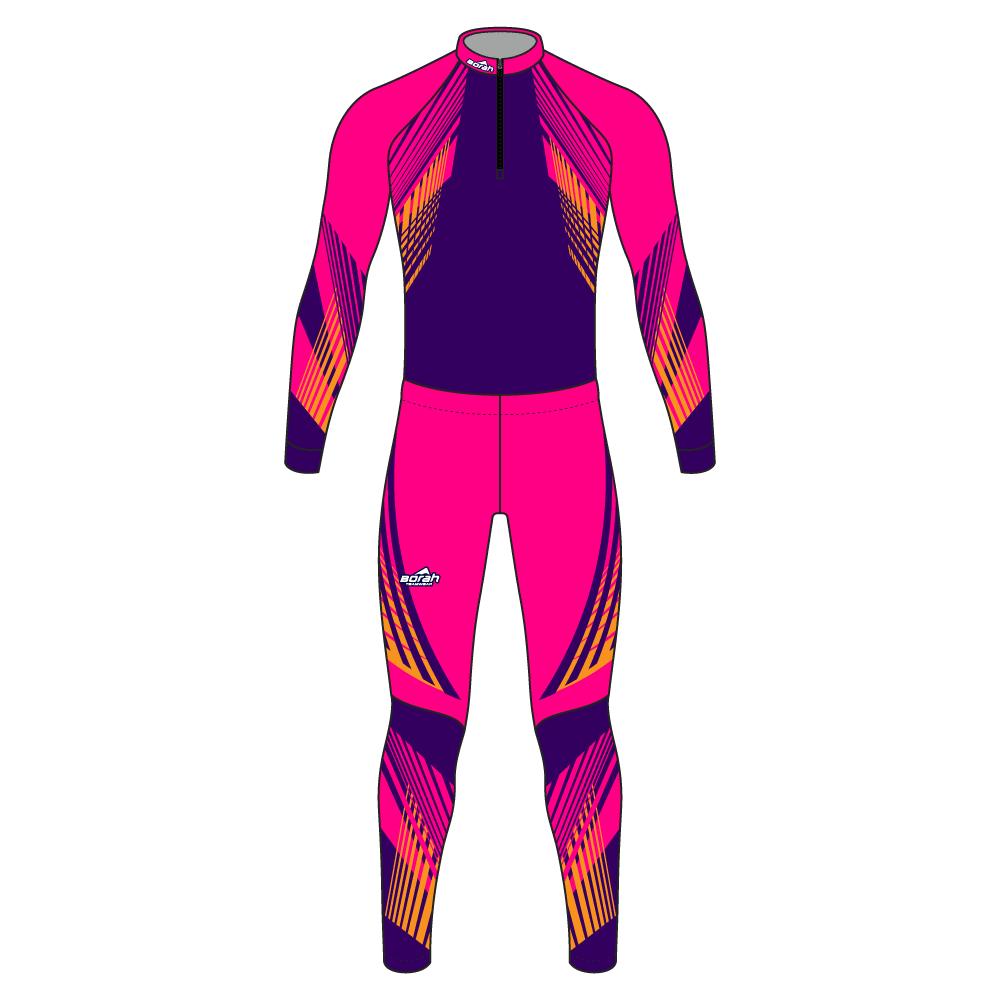 Pro XC Suit - Hammer Design