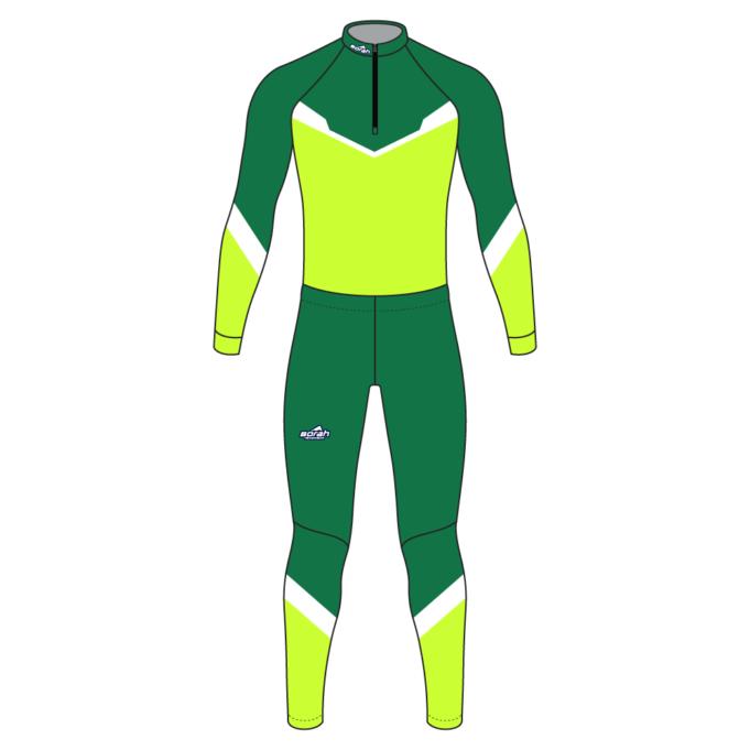 Pro XC Suit - Hero Design