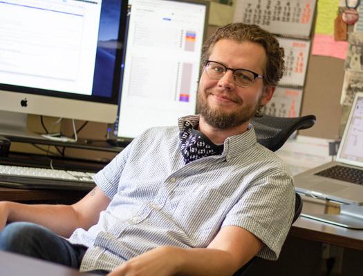 Employee Jeron M