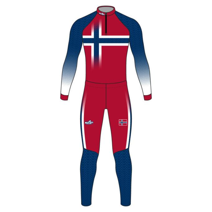 Pro XC Suit - Norway Design