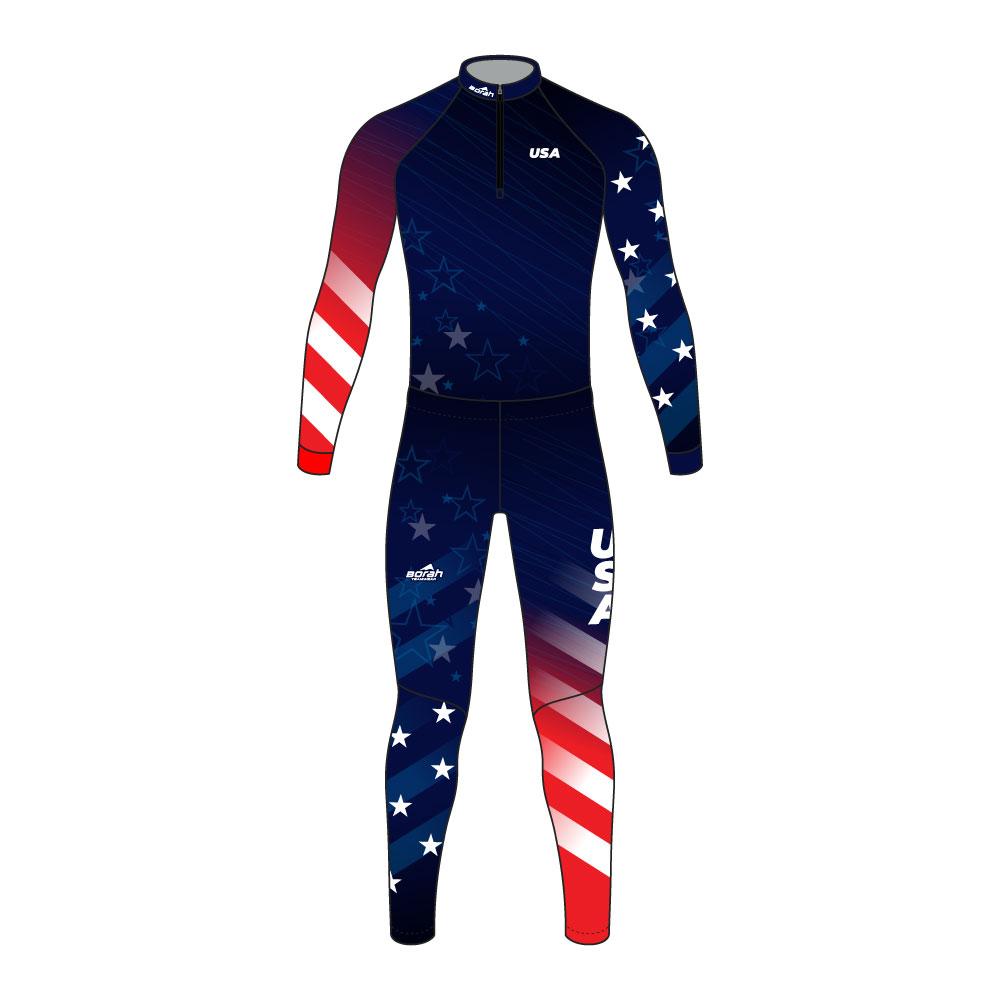 Pro XC Suit - USA Design Front