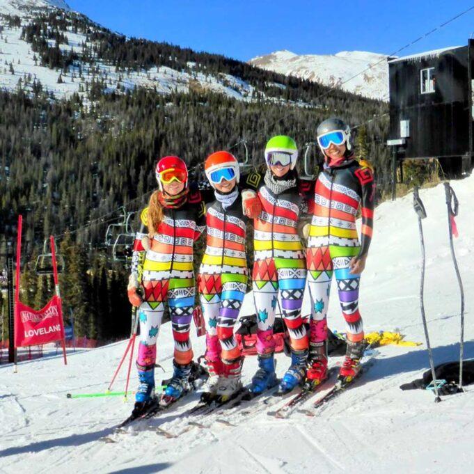 Alpine Race Suit Gallery1
