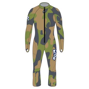 Alpine Race Suit – Camo Design